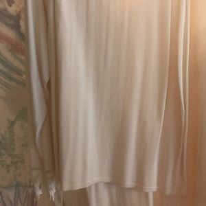 Dresses & Skirts - Cream color 3 piece skirt set with vest